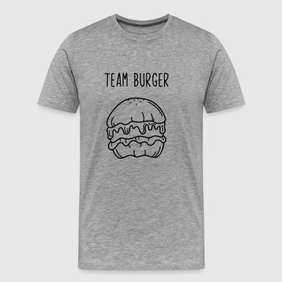 Team Burger - Men's Premium T-Shirt