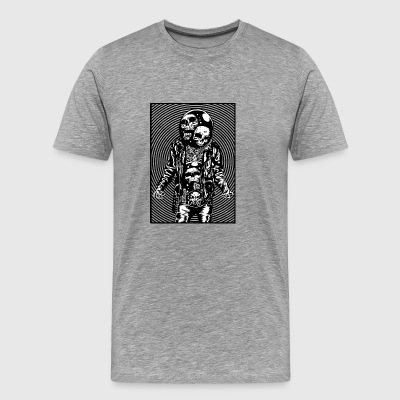 dead man - Men's Premium T-Shirt