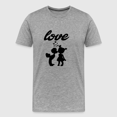 love xxx - Men's Premium T-Shirt