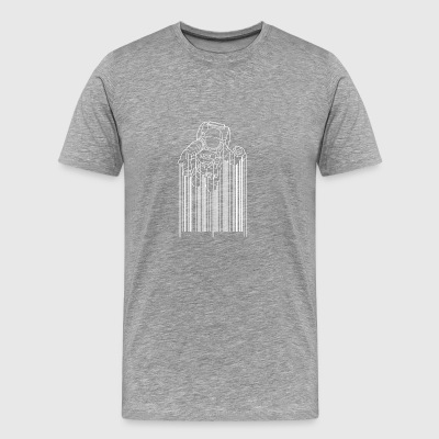 Astrocodetransp - Men's Premium T-Shirt