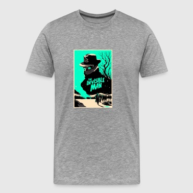 invisible man - Men's Premium T-Shirt