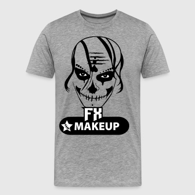 makeupfx blak - Men's Premium T-Shirt
