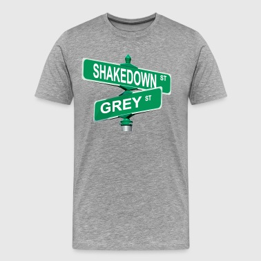 Shakedown and Grey - Men's Premium T-Shirt