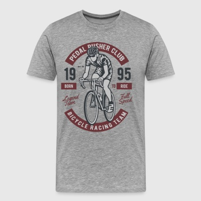 Bicycle Racing Team - Men's Premium T-Shirt