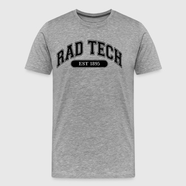 Rad Tech 1895 - Men's Premium T-Shirt