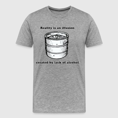 Lack Of Alcohol - Men's Premium T-Shirt