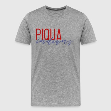 Piqua Indians - Men's Premium T-Shirt