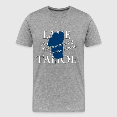 My Tahoma way From Home - Men's Premium T-Shirt