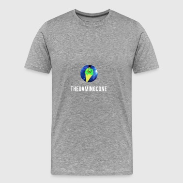 TheGamingCone Official Merch - Men's Premium T-Shirt