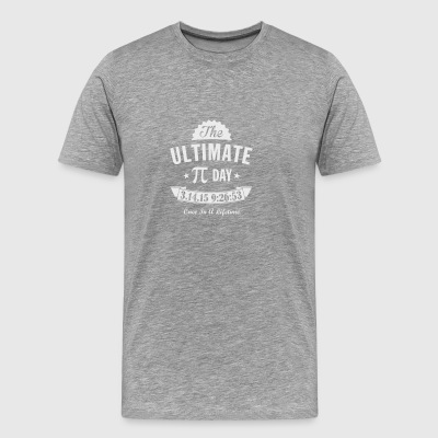 Ultimate Pi Day - Men's Premium T-Shirt