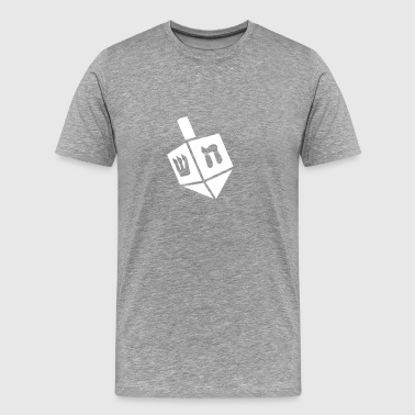 Dreidel - Men's Premium T-Shirt