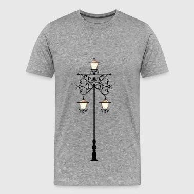 Street light clip art - Men's Premium T-Shirt