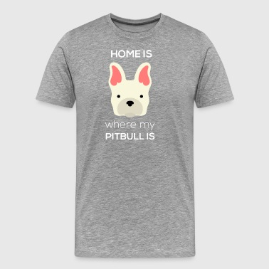 Pitbull t shirt - Men's Premium T-Shirt