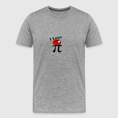 ILoveApplePi - Men's Premium T-Shirt
