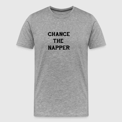 Funny Chance The Napper (Hip Hop, Rap) - Men's Premium T-Shirt