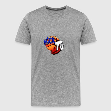 Nick TV - Men's Premium T-Shirt