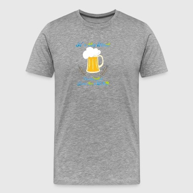 Its The Most Wonderful Time For A Beer - Men's Premium T-Shirt