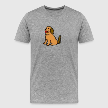 dog593 - Men's Premium T-Shirt