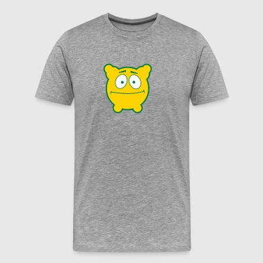 Gloomy Is Confused! - Men's Premium T-Shirt
