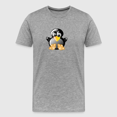 penguin353 - Men's Premium T-Shirt