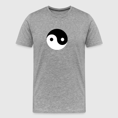 yin and yang - Men's Premium T-Shirt