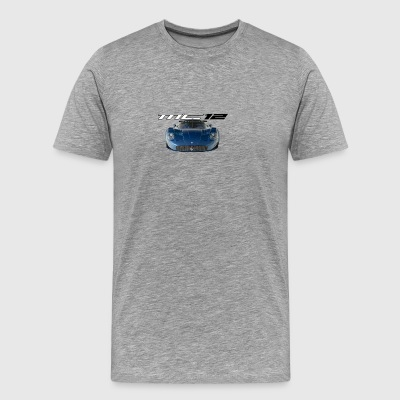 Maserati MC12 - Men's Premium T-Shirt