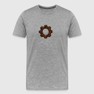 gear 158014 1280 - Men's Premium T-Shirt