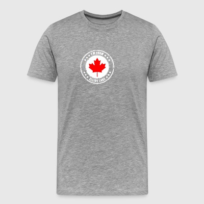 I'm from ELLIOT LAKE - Men's Premium T-Shirt