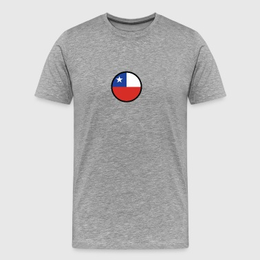 Under The Sign Of Chile - Men's Premium T-Shirt