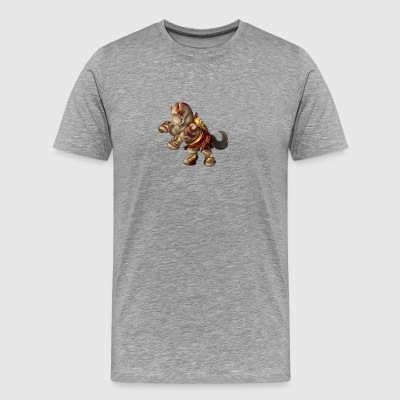 My Little Kratos - Men's Premium T-Shirt