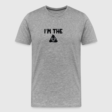 I m The S Poop - Men's Premium T-Shirt