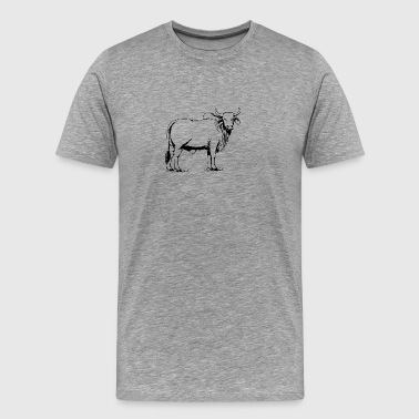 cow71 - Men's Premium T-Shirt