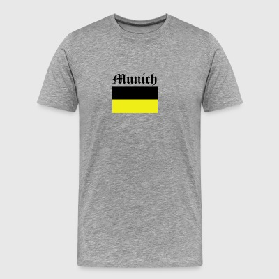 munich design - Men's Premium T-Shirt