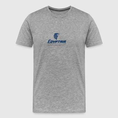 egyptair - Men's Premium T-Shirt