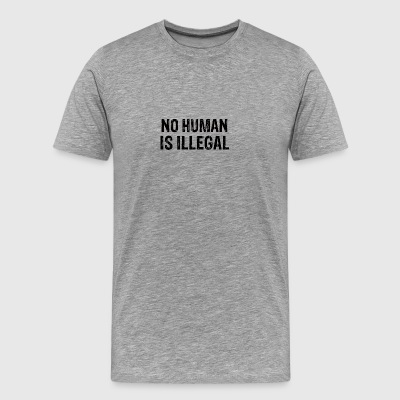 Anti-Trump design - Men's Premium T-Shirt