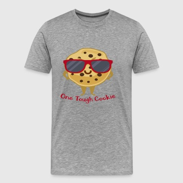 One Tough Cookie Design - Men's Premium T-Shirt
