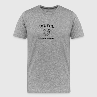 Are You? - Men's Premium T-Shirt