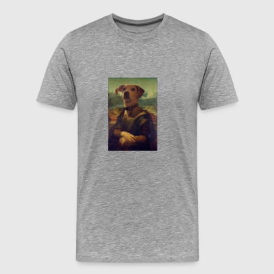 The Mona Luna - Men's Premium T-Shirt