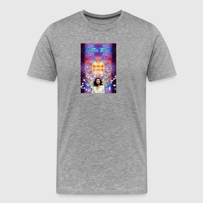 Celestial Angel - Men's Premium T-Shirt