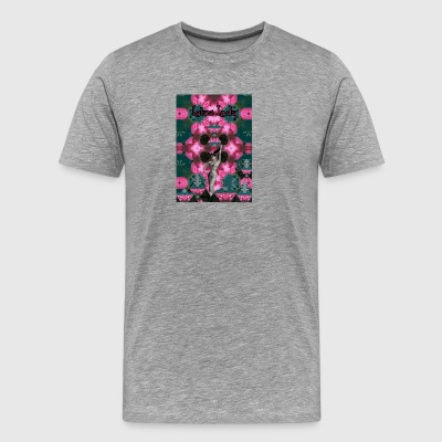 Lotus Lady - Men's Premium T-Shirt
