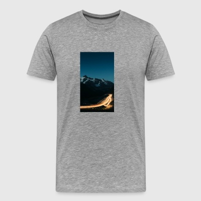Highway Inspired - Men's Premium T-Shirt