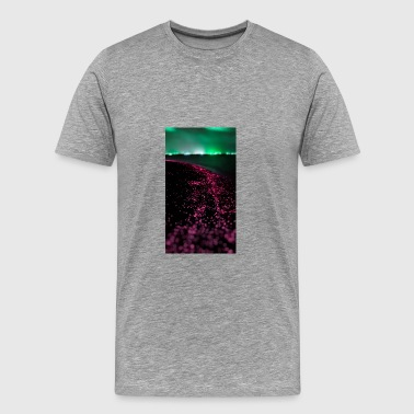 Northern lights inspired - Men's Premium T-Shirt