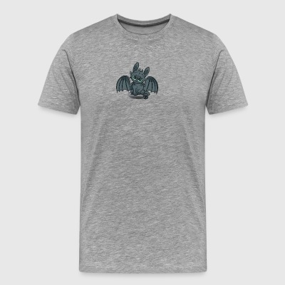 How to Train Your Baby Dragon - Men's Premium T-Shirt
