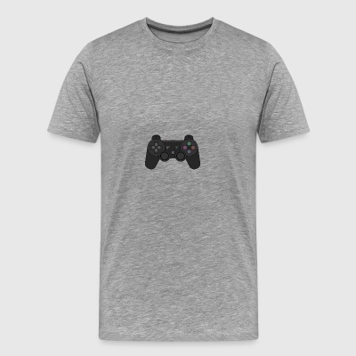 12408492551503120791grumbel Playstation3 Gamepad s - Men's Premium T-Shirt