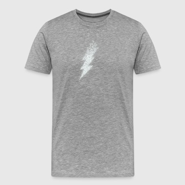 Electro Music - Men's Premium T-Shirt