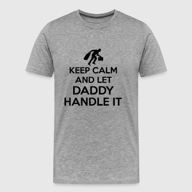 Fathers day gift - Men's Premium T-Shirt