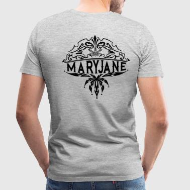 MARYJANE WEED LOGO - Men's Premium T-Shirt