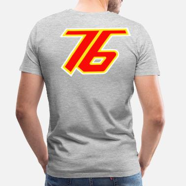 Overwatch 76 Overwatch - Soldier: 76 Tee - Men's Premium T-Shirt