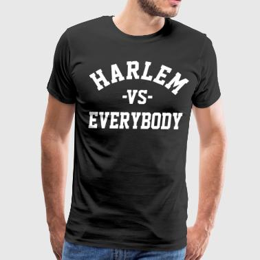 Harlem Vs Everybody - Men's Premium T-Shirt