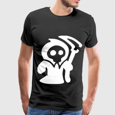 Little Reaper and Scythe - Men's Premium T-Shirt